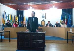 Presidente da Cãmara Municipal de Pombal - Dr. Diogo Mateus